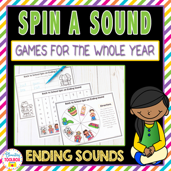 Spin a Sound Games for the Whole Year-Ending Sounds
