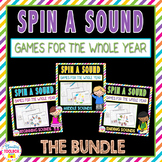 Spin a Sound Games for the Whole Year-The Bundle