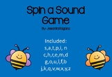 Initial Sound - Spin a Sound Game - SATPIN, CHREMD, GOULFB