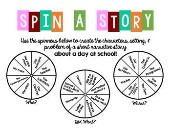 Story Spinner FREE