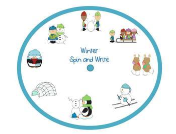 Spin a Story Seasonal Set