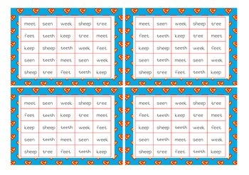 Spin a Super Word Digraph Game