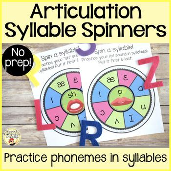 Spin a Syllable