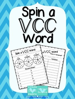 Spin a VCC Word