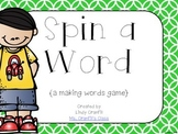 Spin a Word