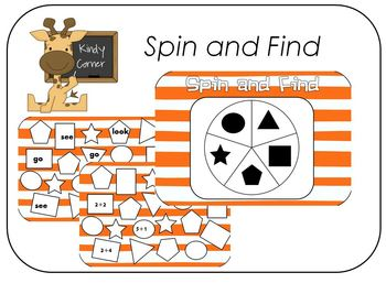 Spin a Word Collection