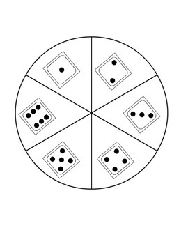 Spin an Addition or Subtraction Problem