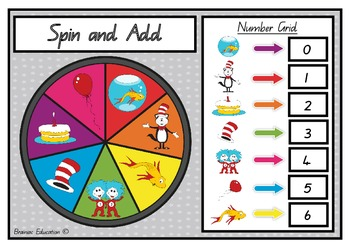 Spin and Add Cards - Set of 8
