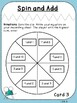 Spin and Add-Fact Fluency Game (First Grade, 1.OA.6)
