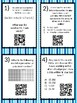 Spin and Answer Decimal with QR codes and QR Decimal Task Cards