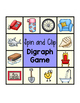 Spin and Clip Digraph Game