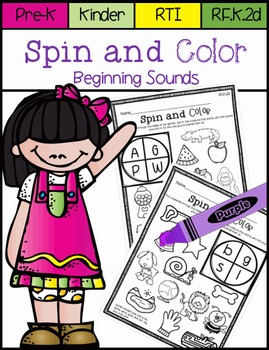 Spin and Color Beginning Sound