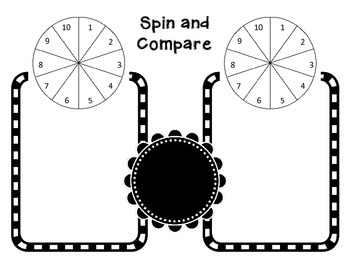 Spin and Compare