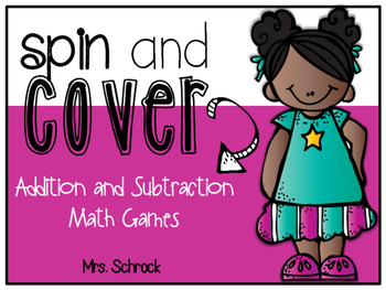 Spin and Cover Addition and Subtraction