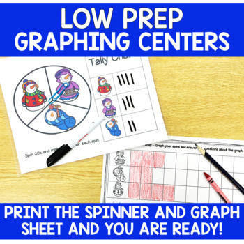 Graphing Centers for Data Management - Winter Theme