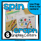 Graphing Activities for Data Management - Spin and Graph