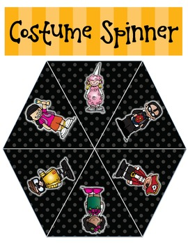Spin and Graph {Halloween Edition}