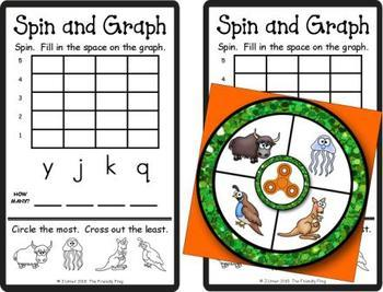 Spin and Graph Letter Sounds Bundle