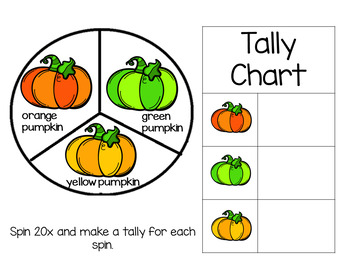 Fall Math Centers for Graphing (Data Management)
