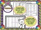 Spin and Graph Primer Dolch Sight Words- Activity Packet plus Assessment forms