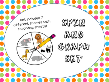Spin and Graph Set {Includes 7 themes}