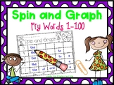 Spin and Graph Sight Words: Fry Words 1-100