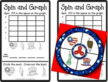 Spin and Graph USA Patriotic
