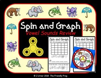 Spin and Graph Vowel Sounds Review
