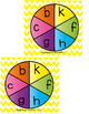 Spin and Learn Spinners and Differentiated Activities ELA Set