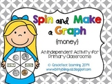 Spin and Make a Graph - Money