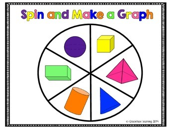 Spin and Make a Graph - Super-Pack