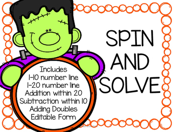 Spin and Solve - MATH CENTERS