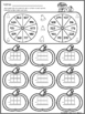 Spin and Solve Worksheets - October Edition (Freebie)