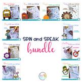 Spin and Speak™ Bundle: No Prep Articulation Worksheets