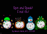 Spin and Speak! Final /th/ Year Round
