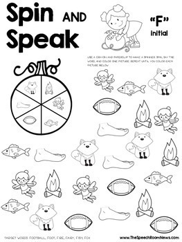 Spin and Speak: Pumpkins for Articulation