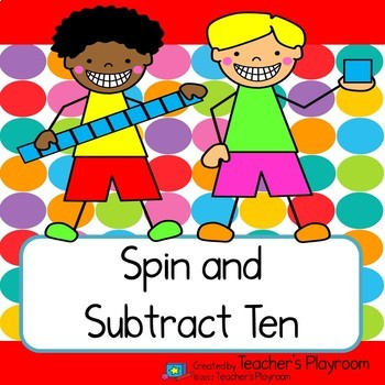 Spin and Subtract Ten