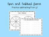Spin and Subtract from 5