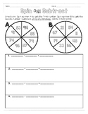 Spin and Subtract (with and without regrouping)