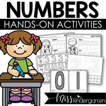 Spin and Write Numbers {0-20}