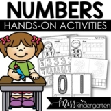 Number Writing Practice {numbers 1-20}