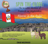 Alpacas in the Andes