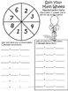 Spin the Math Wheels with Multiplication and Division