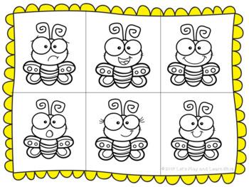 Spin the Wheel, Let's Match Butterflies! A Preschool Game