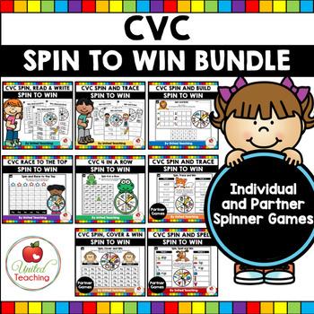 Spin to Win CVC Bundle