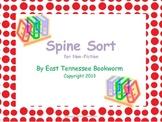 Spine Sort Non-fiction