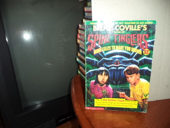Spine Tinglers II: The Coldest Touch ISBN 0-590-85296-5