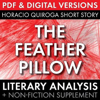 Spinetingler Horror Short Story w/Informational Text Activity, Fun Stuff, CCSS