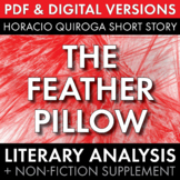The Feather Pillow Horatio Quiroga, Lit. Analysis + Non-Fi