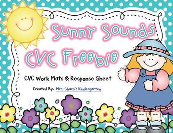 Spring - Sunny Sounds FREEBIE